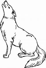Coyote Coloring Pages Printable sketch template