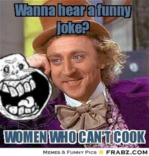 Make Your Own Willy Wonka Meme - wanna hear a funny joke willy wonka meme generator captionator