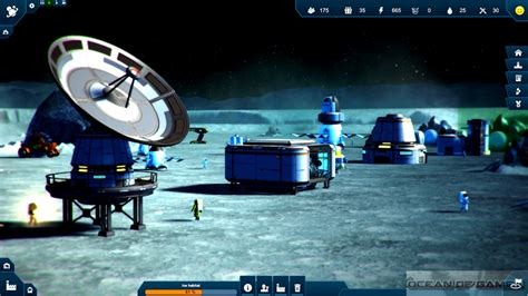Earth Space Colonies Game