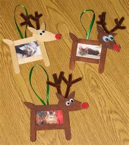 cool reindeer crafts for christmas hative