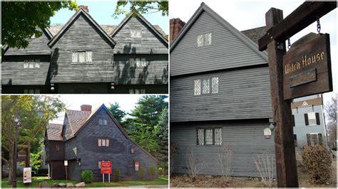 witch house  salem    structure