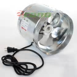 8 inch exhaust fan 8 quot inch duct booster fan exhaust vent air cooled
