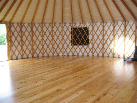 White Mountain Yurts