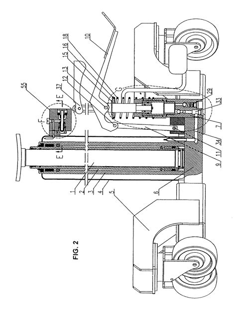 Patent US8348237 - One kind of foot pedal hydraulic jack