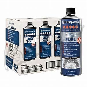 Husqvarna Pre-Mixed 2 Cycle Fuel 50:1 (6 Pack) 581158701