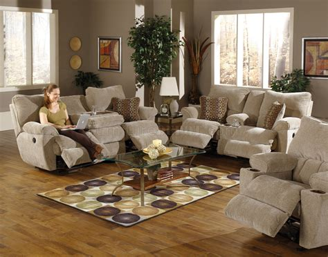 Recliner Sofa And Loveseat Sets by Earth Fabric Reclining Sofa Loveseat Set