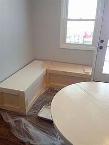 Diy Corner Bench - WoodWorking Projects & Plans