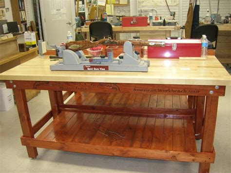 garage work bench how to fit out your workshop without robbing a bank home