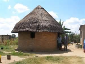 Zimbabwe Rural House