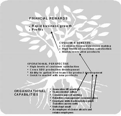 Competitive Advantage Tree Corporate Own Eye Research