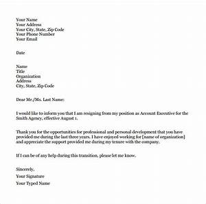 Teacher Resignation Letter  8+ Download Doents in PDF , Word