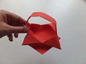 Anleitung Schachtel Falten : sternenkorb einen korb aus papier falten ~ Yasmunasinghe.com Haus und Dekorationen