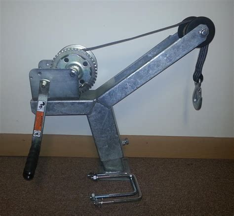 Boat Trailer Parts Winch Stand by Boat Trailer Extruded Roller Assembly 1900a 14 40