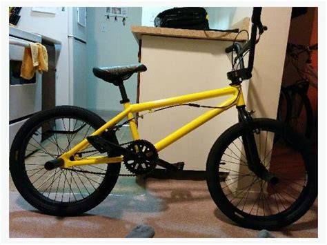 2009 Yellow Haro F1 Bmx Bike Victoria City, Victoria