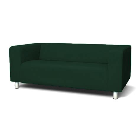 mini canapé ikea green cover slipcover to fit ikea klippan 2 or 4 seater