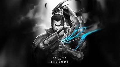 Yasuo League Legends Wallpapers Desktop Backgrounds Mobile