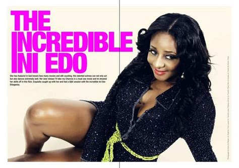 10 Shocking Facts About Ini Edo (with Pictures)