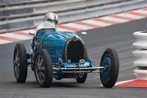 Bugatti Type 51 Grand Prix (Chassis 51154 - 2010 Monaco ...