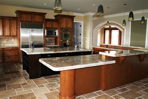 floor model kitchen cabinets for صور مطابخ امريكاني مودرن 2017 احدث ديكور مطبخ سوبر كايرو 9677