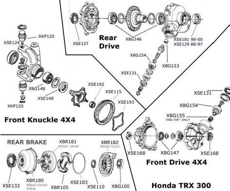 2002 Honda 400 Ex Wiring Diagram by 2002 Honda 400ex Wiring Diagram Auto Electrical Wiring