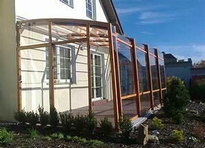Uberdachung fur terrassen wintergarten und kleingarten for überdachung für terrasse