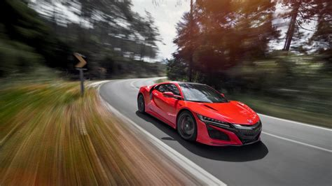 Car Wallpaper Hd by 2017 Honda Nsx Wallpaper Hd Car Wallpapers Id 6783