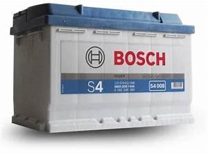 Batterie Bosch S4008 : batteria auto bosch s4 74ah 680a en s4 008 ebay ~ Farleysfitness.com Idées de Décoration