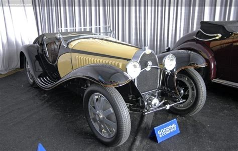 1932 Bugatti Type 55 At The Gooding & Company