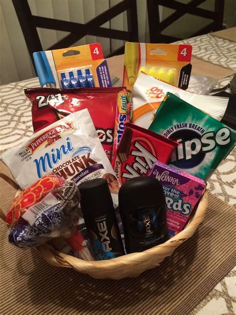 christmas gifts for high school boys 8th grade graduation gift for a boy gift basket ideas 8th grade graduation high school