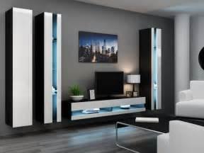 wohnwand wei modern wohnwand in weiß hochglanz der allrounder im wohnbereich