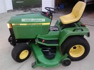 C787c John Deere 455 Lawn Tractor Wiring Diagram