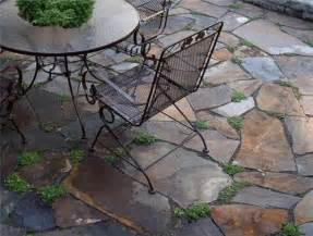 Flagstone Patio Picture Idea Stone Patio Designs As Happiness Resources