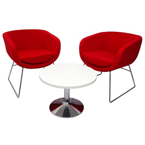 office table and chairs bianca chair and vogue coffee table package value office