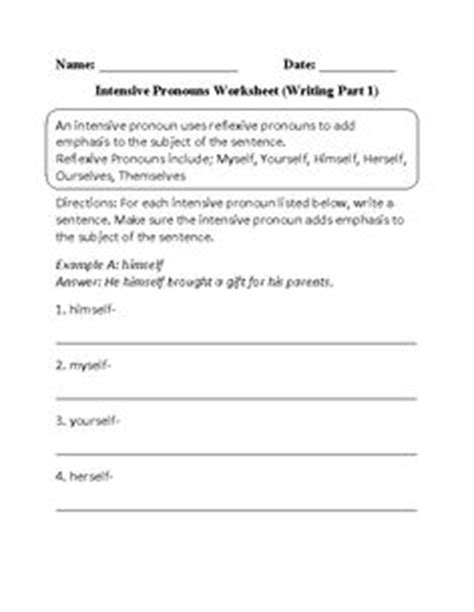 Singular And Plural Pronouns Worksheet Identifying  Pronoun Fun  Pinterest Pronoun
