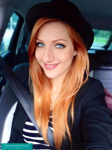 Pretty Lara Redhead Next Door Photo Gallery