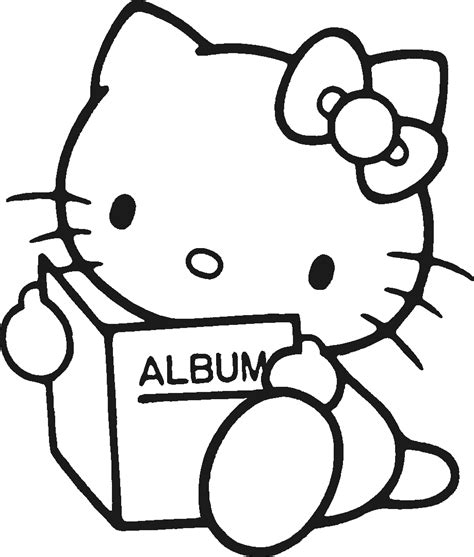 hello kitty free coloring pages hello kitty coloring pages 360coloringpages