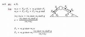 Seilkraft Berechnen : patrick 39 s physikseite physikaufgaben mit l sungen physik ~ Themetempest.com Abrechnung