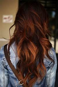 Ombré Hair Auburn : 16 great highlighted hairstyles for 2015 pretty designs ~ Dode.kayakingforconservation.com Idées de Décoration