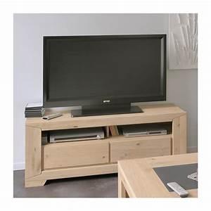 Table Basse Meuble Tv : table basse et meuble tv bois solutions pour la d coration int rieure de votre maison ~ Teatrodelosmanantiales.com Idées de Décoration