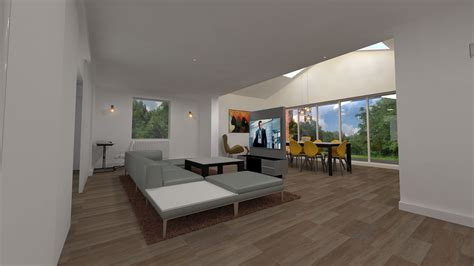 northern backdrop interior design  vinny smith