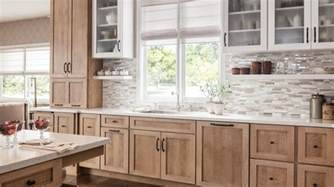Schuler Cabinets Knotty Alder by Schuler Cabinetry At Lowes New Finish Cappuchino