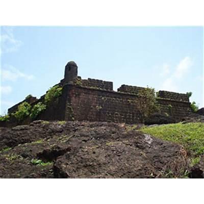 Goa Forts Fort Aguada GoaCabo Palace Goa.Chapora