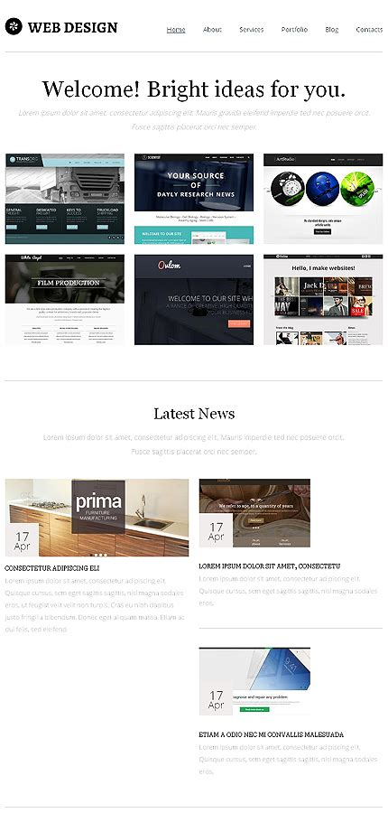 Drupal 7 Module With Template by It Website Templates Drupal Template No 49162 Drupal