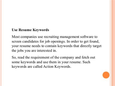 Importance Of A Resume And Cover Letter by Importance Of Resume And Cover Letter