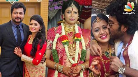 tamil actors  celebrities   married   boby
