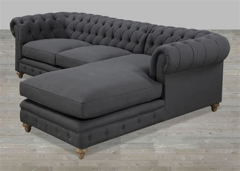 Tufted Sectional Sofa With Chaise Cleanupflorida Com