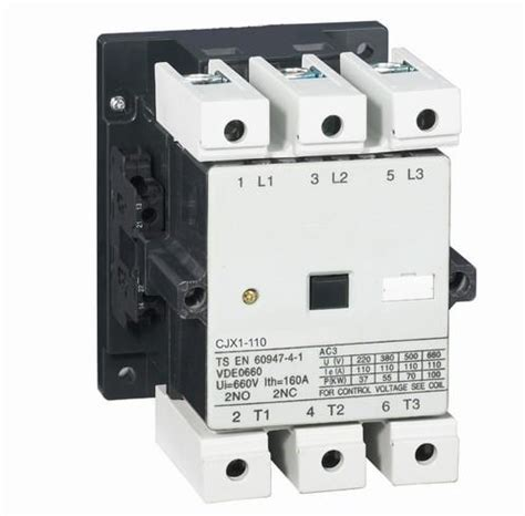 aliexpress buy cjx1 110 22 5022 ac contactor magnetic contactor 110a from reliable