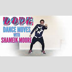 Shameik Moore Of 'dope' Breaks Down 4 Cool Dance Moves Youtube