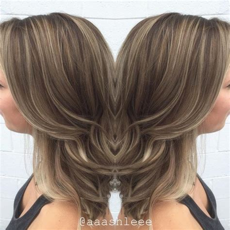 light ash brown with highlights 45 light brown hair color ideas with highlights and lowlights