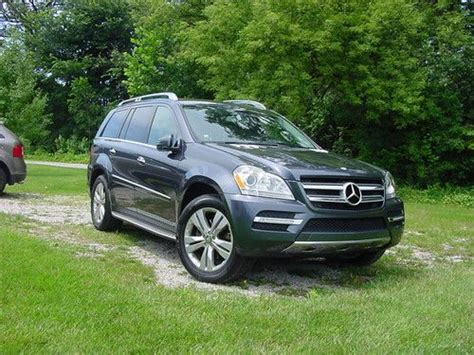 automobile air conditioning service 2011 mercedes benz gl class user handbook purchase used 2011 mercedes gl450 4matic steel grey met loaded msrp 76 790 00 in toledo ohio